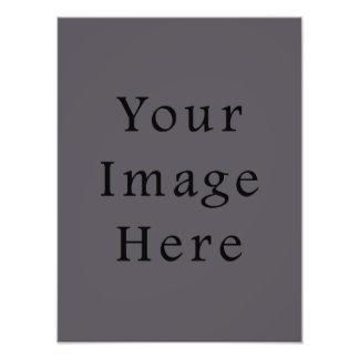 För lilafärg för vintage mörk Mauve mall för trend Fototryck