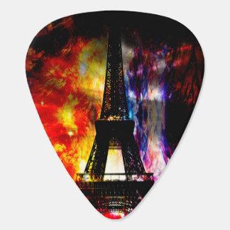 För löneförhöjning Parisian drömmar igen Plektrum