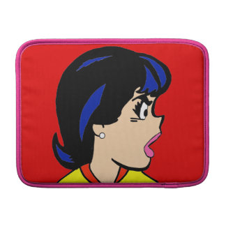 För MacBook för komisk remsa för chef sleeven luft MacBook Sleeve