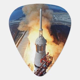För månelandning för NASA Apollo 11 barkass för Plektrum