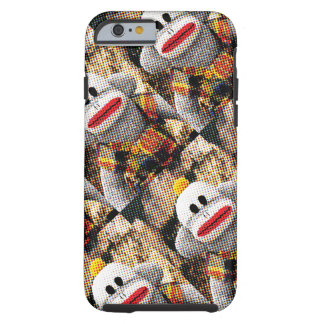 För många SockMonkeys Tough iPhone 6 Case