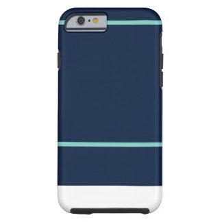 för marin- & krickarand för iPhone 6/6s mönster Tough iPhone 6 Fodral