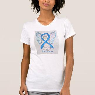 För medvetenhetband för Trisomy 18 skjorta för T Shirts