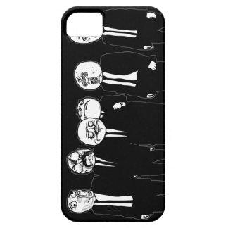 För Meme för ursinne komiskt gå ansikten Mig Gust iPhone 5 Cases