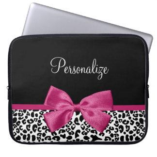 För modeLeopard för livligt rosa band modernt tryc