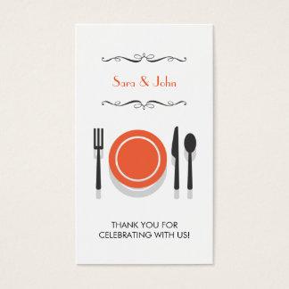 För möhippagåva för par | märkre visitkort
