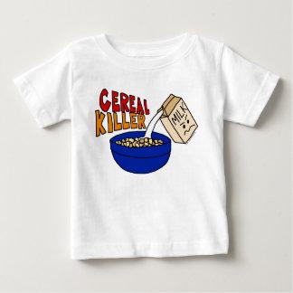 För mördarefrukost för parodi sädes- humor för mat t shirts