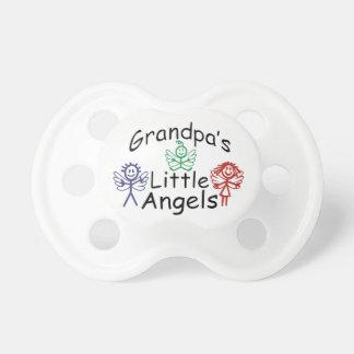 För morfäder änglar lite napp