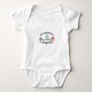 För mormödrar änglar lite t shirts