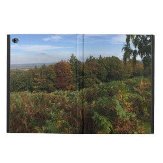 För nationalskogiPad för panorama- höst engelskt Powis iPad Air 2 Skal
