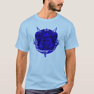 För OblivionGrunge för blått Astral symbol T Shirt