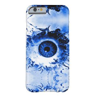 För ögaiakttagare för blått gigantisk Show för Barely There iPhone 6 Skal