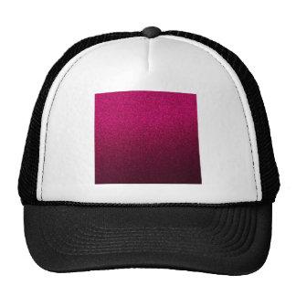 För Ombre för anpassade rosa bakgrund glitter Keps