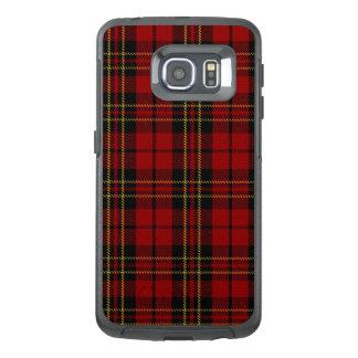 För Otterbox Samsung S6 för Brodie klanpläd fodral