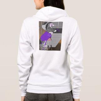 För Overo för blått Roan häst Mustang T Shirts