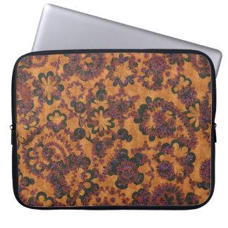 För paisley för gullig vintage design seamless mön laptop sleeve