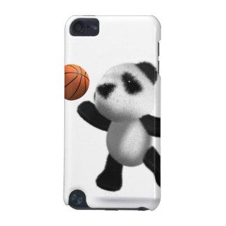 för Pandabasket för baby 3d design för iPod iPod Touch 5G Fodral