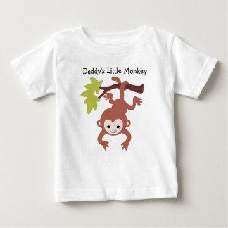 För pappor apa lite t shirt