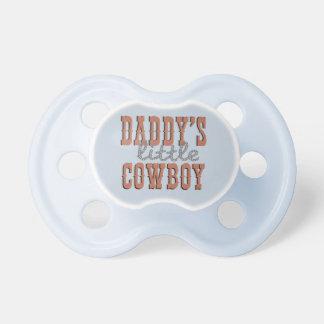 För pappor Cowboy lite Napp