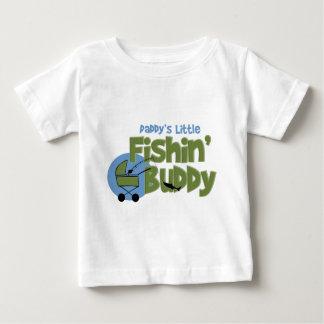 För pappor Fishin lite kompis T Shirt