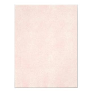 För Parchmentantikvitet för vintage rosa mall för Fototryck