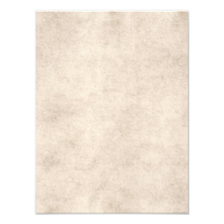 För Parchmentpapper för vintage tom papper mall Fototryck