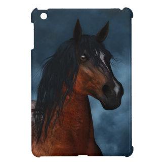 """För Pintohäst """"för midnatt måne"""" fodral för kortko iPad Mini Skal"""