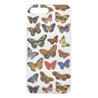 För plusfrikänd för fjärilar iPhone7 fodral
