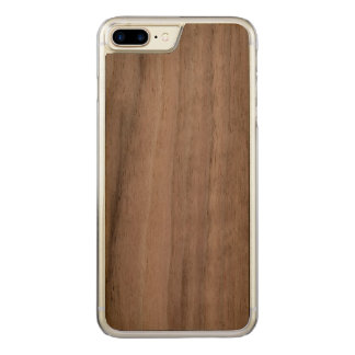 för plusträ för iPhone 7 fodral Carved iPhone 7 Plus Skal