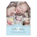 För pojkefödelse för modern baby sött meddelande tillkännagivanden