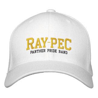 För pridemusikband för panter Stråle-Pec hatt Broderad Keps