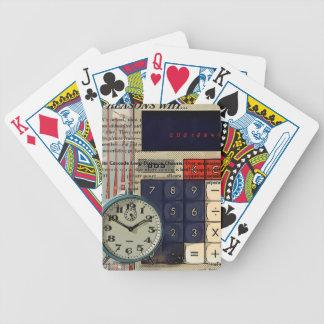 För rådgivarerevisor för Math finansiell Spelkort