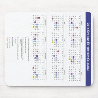 För rättvisaalternativ för 2016 US kalender för Mus Matta