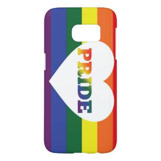 För regnbågepride för galax S7 fodral för telefon Galaxy S5 Skal