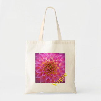 För rosablomma för mode hänger lös den blomma tygkasse