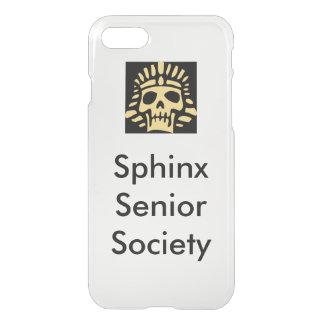 För samhälleiPhone 7 för Sphinx högt fodral