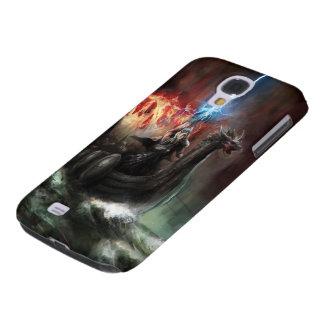 För Samsung för drakeViking frakt fodral galax S4 Galaxy S4 Fodral
