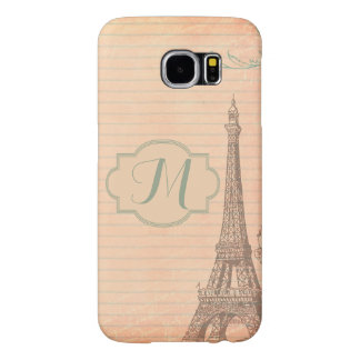 För Samsung för Paris frankrikeEiffel torn fodral Samsung Galaxy S6 Fodral