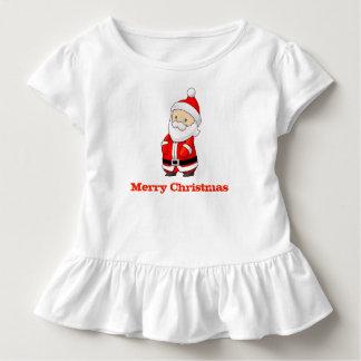 För Santa för god jul gullig skjorta baby Tshirts