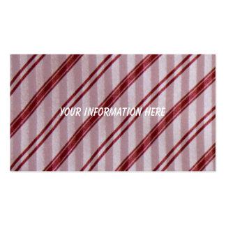 För slipstextil för vintage randiga visitkortar visitkort mallar