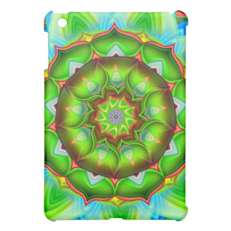För snäckaiPad för Mandala hårt fodral iPad Mini Skydd