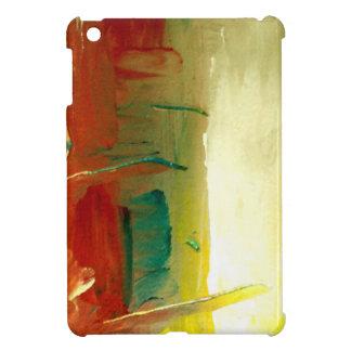 För snäckaiPad för modern abstrakt konst hårt iPad Mini Skydd