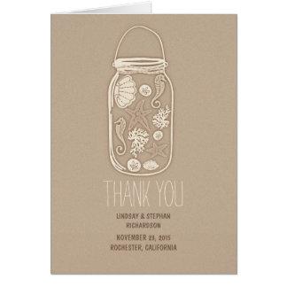 för snäckskalmasonen för taupen tackar brunt OBS kort