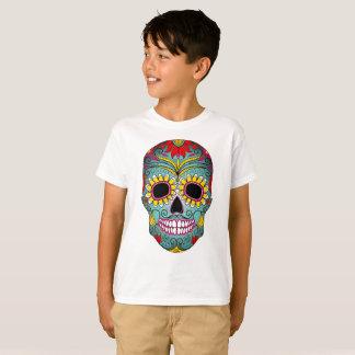 För sockerskalle för ungar TAGLESS Herr T-tröja Tröjor