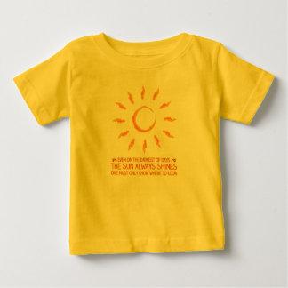 För sol skenen alltid tröja