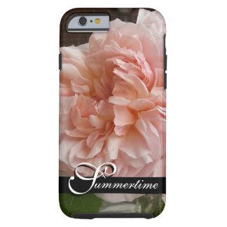 """För sommartid"""" PERSIKA för CHIC IPHONE6 CASE_ RO """" Tough iPhone 6 Fodral"""
