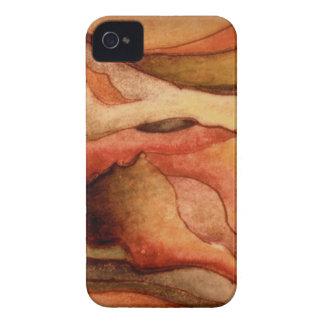 För Sonoran för björnbär fet solnedgång öken Case-Mate iPhone 4 Fodral
