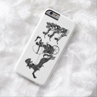För Sonsvintage för kung Ramesses II fodral för Barely There iPhone 6 Skal