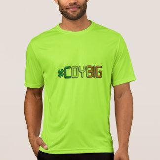 För sportsupporter för #COYBIG irländsk Irland Tee Shirts