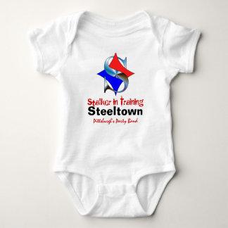 """För Steeltown """"Stalker begynna ranka i utbildning"""" T Shirt"""